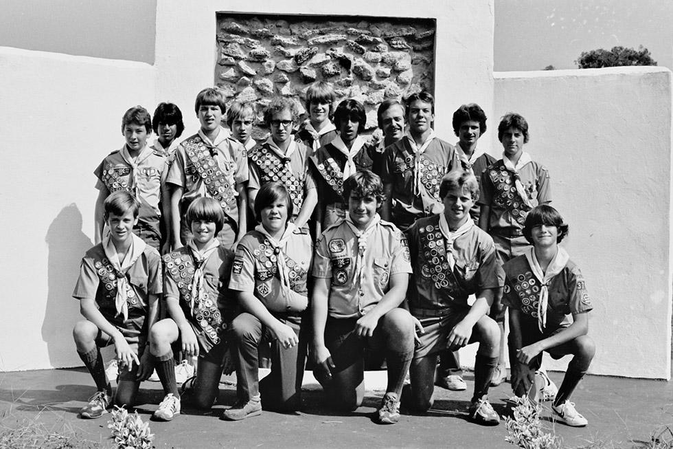 Boy Scouts - Josh